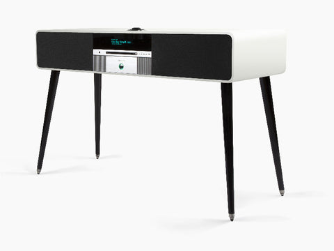 R7 MK2 High Fidelity Radiogram White