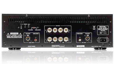 RB1552 MKII Stereo Power Amplifier