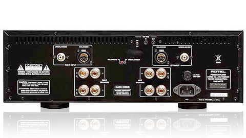 RB1582 MKII Stereo Power Amplifier