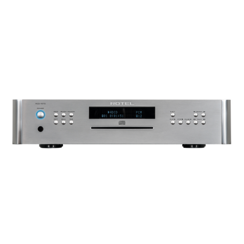 RCD 1570 CD Player SILVER