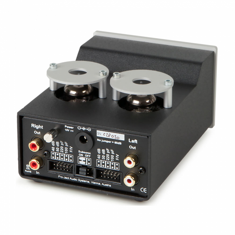 Tube Box DS Phono Preamplifier BLACK
