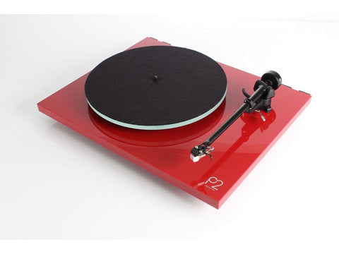 Planar 2 Turntable Gloss Red