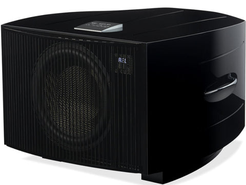 No 25 Gibraltar Reference Series Black Subwoofer
