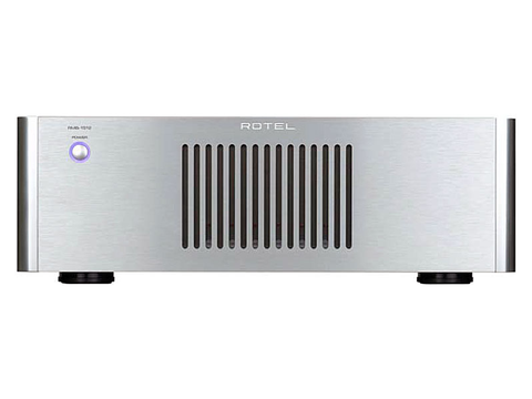 RMB 1512 Power Amplifier Silver