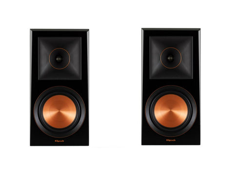 RP-600M Bookshelf Speaker Pair Piano Black