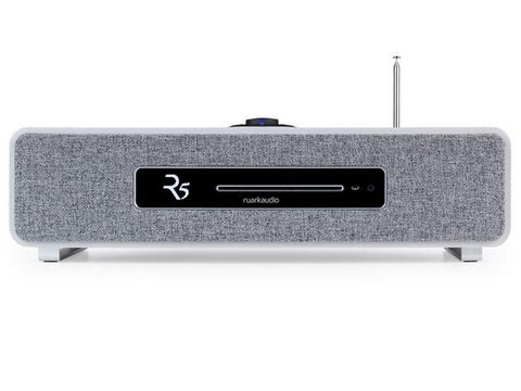 R5 Mk1 Integrated High Fidelity Music System Grey