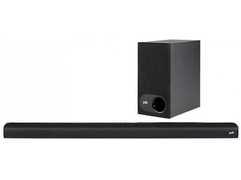 Signal S2 Universal TV Sound Bar and Wireless Subwoofer System