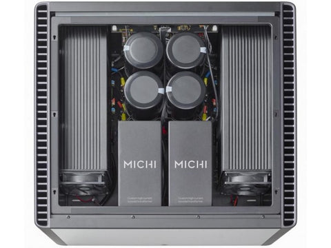 Michi S5 Stereo Power Amplifier