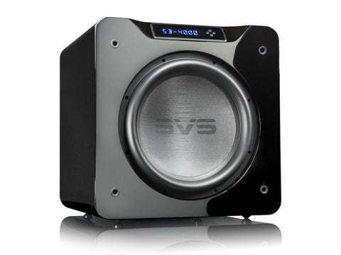 SB-4000 Subwoofer Piano Gloss Black