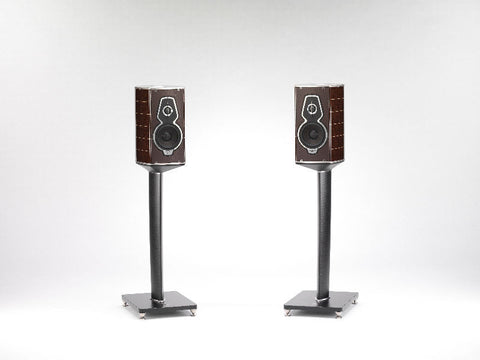 Guarneri Tradition Wenge with dedicated stands