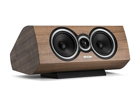Sonetto Center I 2-way Speaker Wood