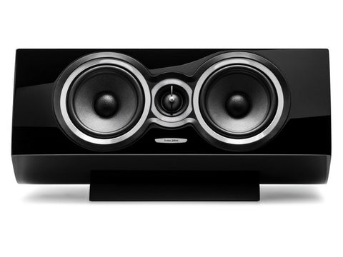 Sonetto Center I 2-way Speaker Black