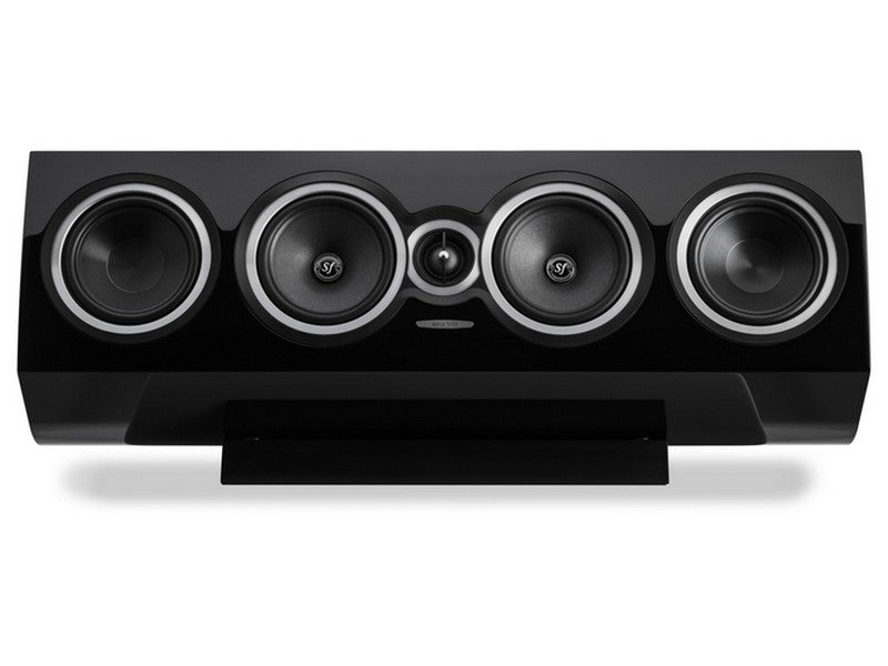 Sonetto Center II 3-way Speaker Black