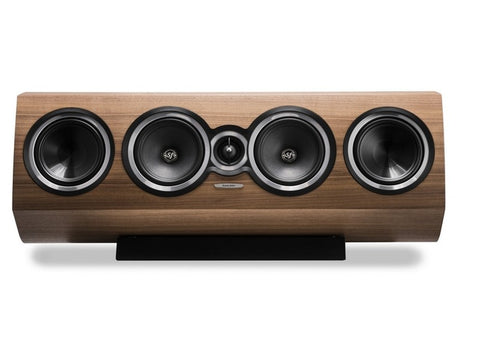 Sonetto Center II 3-way Speaker Wood
