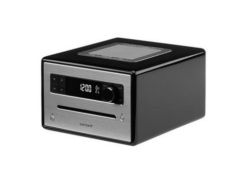 CD Player Digital Radio DAB+ Black
