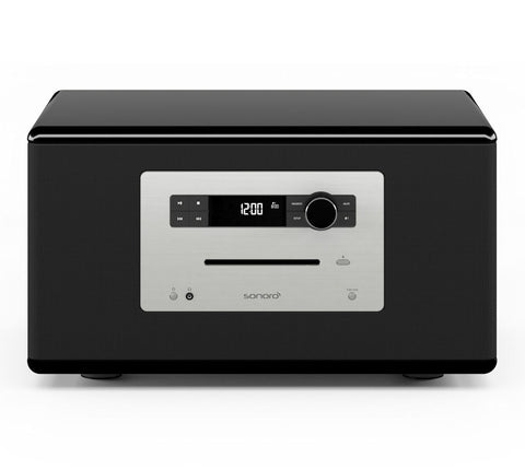 HiFi Sound System with Stand BLACK