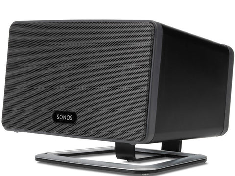 Desktop Stand for SONOS Play:3 Black Single
