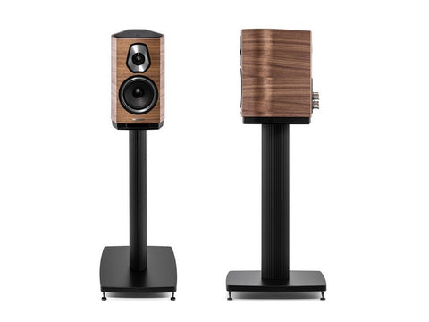 SONETTO I Speaker Pair Wood