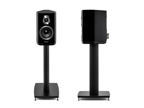 Sonetto II Speaker Pair Black