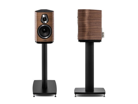 Sonetto II Speaker Pair Wood