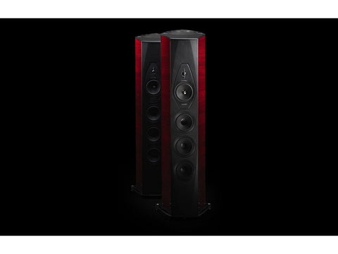 Lilium 3.5-way Floorstanding Loudspeaker Pair