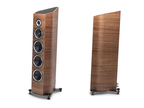 Venere S- Signature Flagship Floorstanding Loudspeakers Wood Display Floor Stock