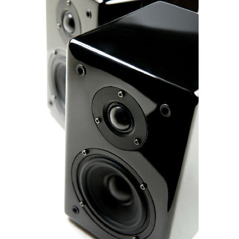 SP-02 2-Way Compact Bookshelf Speakers