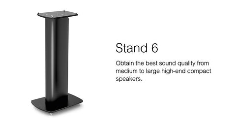 Stand 6- Gloss Black