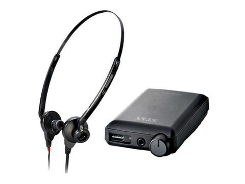 SRS-002 Portable Electrostatic Headphone System