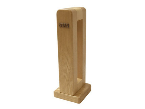 HPS-2 Natural Wood Headphone Stand for all Earspeaker models