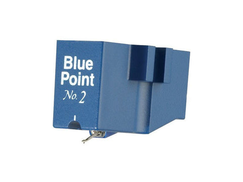 Blue Point No.2 High Output MC Cartridge