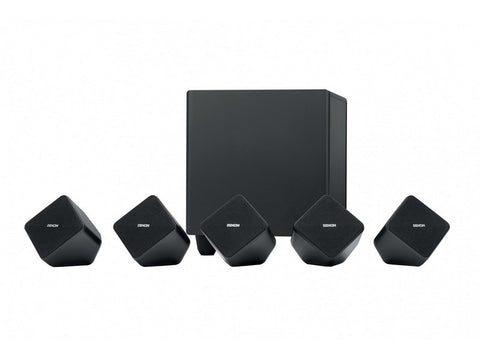 SYS2020 Home Theatre Cinema 5.1 Speakers System