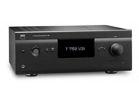 T 758 V3i AV Surround Sound Receiver