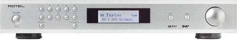 T11 Digital Radio Tuner - Silver