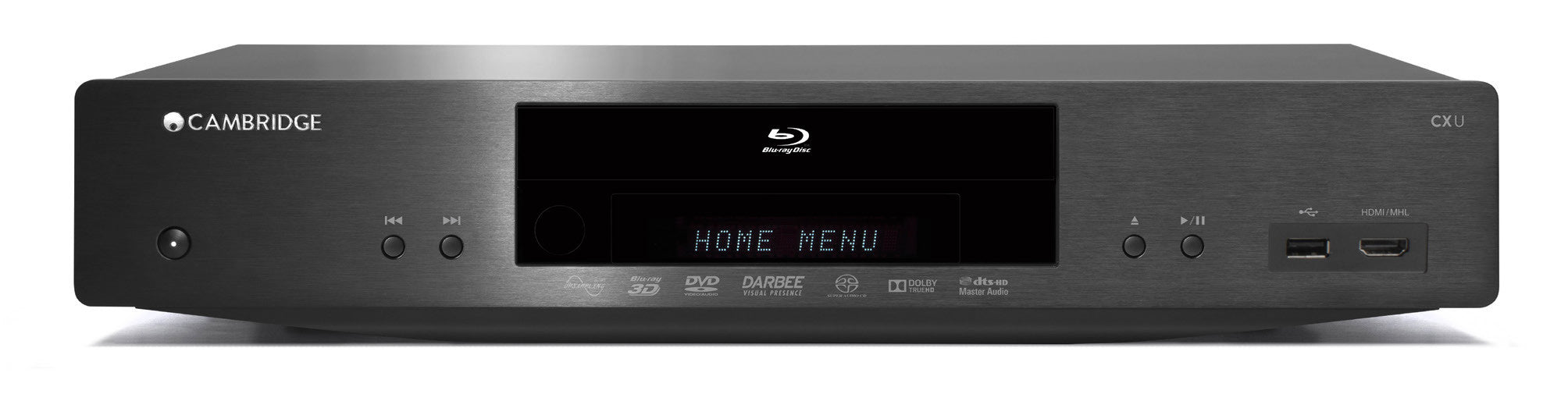 CXU 3D Universal Blue-ray Player