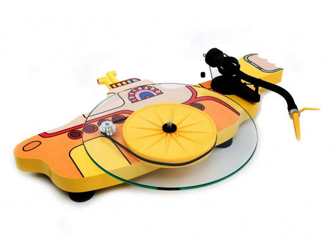 The Beatles Yellow Submarine Special Edition Turntable