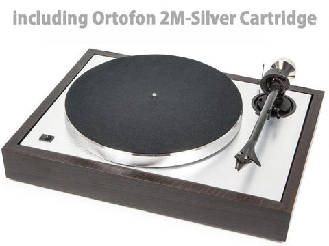 The Classic Turntable - Eucalyptus with Ortofon 2M-Silver Cartridge
