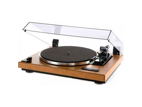 TD240-2 Fully Automatic Turntable - Walnut