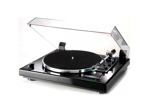 TD240-2 Fully Automatic Turntable - Gloss Black