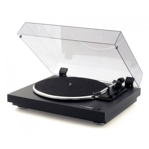 TD 158 Fully Automatic Turntable Matt Black