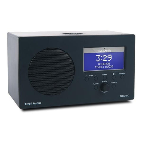 ALBERGO - AM/FM Table Radio Bluetooth