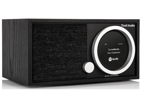 ART MODEL ONE DIGITAL: AM/FM / DAB+ / Wi-Fi / Bluetooth Radio Black