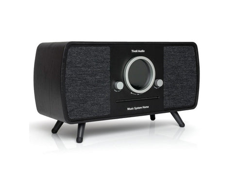 Music All-in-one System Home DAB+ Bluetooth Alexa Black Gen1