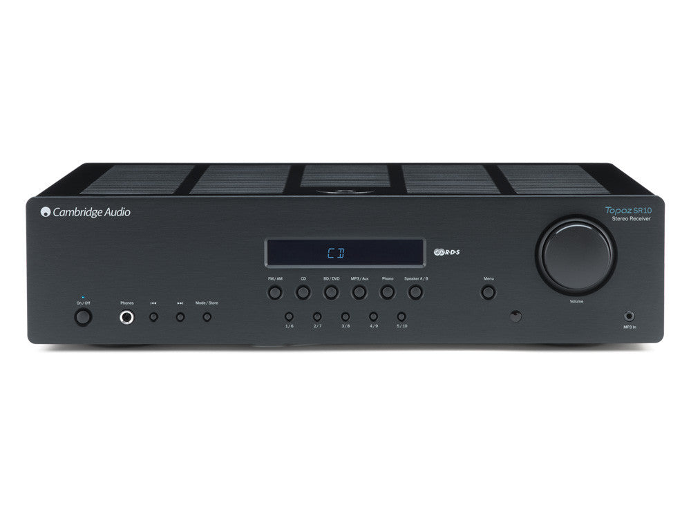 SR10 Stereo Receiver
