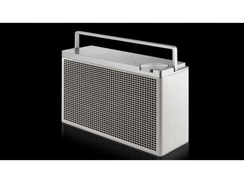 Touring M WHITE Portable HiFi Bluetooth Speaker