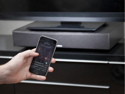TV2 V2 Soundbase with Bluetooth