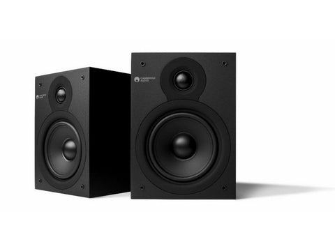 SX-50 2-way Bookshelf Speaker Pair Matte Black