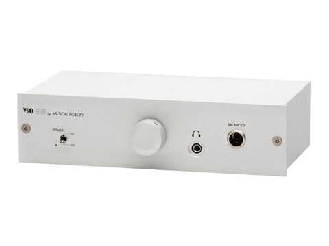 V90 BHA Balanced Headphone Amplifier + MF200B Headphones