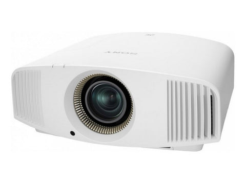 VPL-VW550W 4K ULTRA HD 3D HOME CINEMA PROJECTOR WHITE
