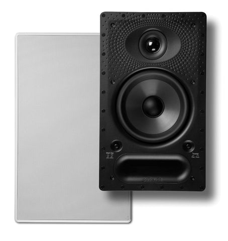 VS65-RT In-wall Speaker - single
